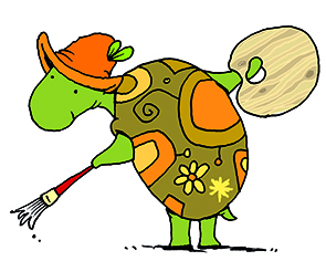 creative turtle